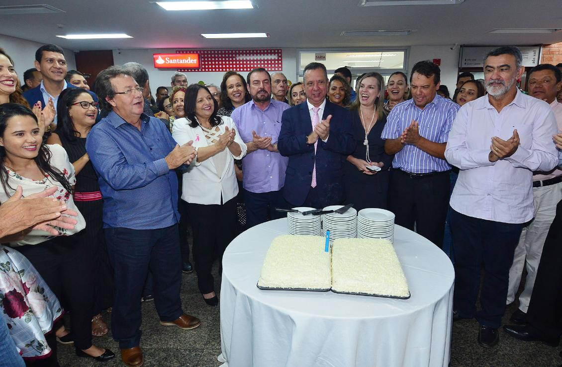 Aniversariantes do 3° quadrimestre 2019