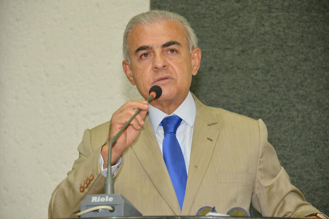 Deputado alerta que é gravíssima a perda de recursos naturais no Estado