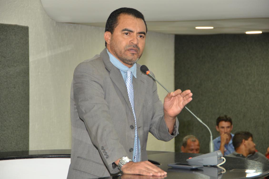 A matéria foi apresentada pelo deputado Wanderlei Barbosa (PHS)