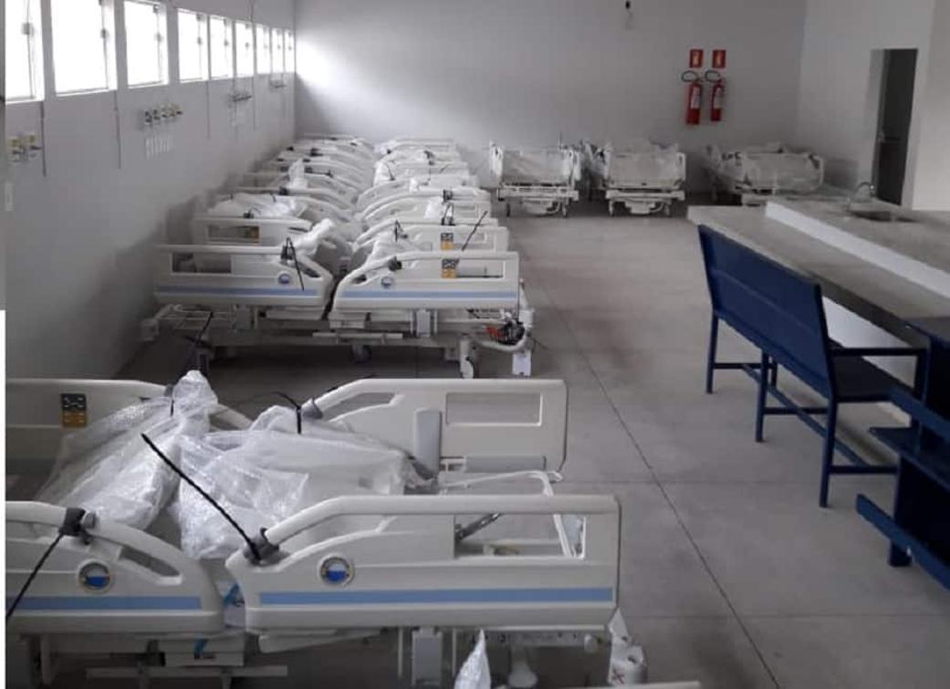 A unidade hospitalar é referência para 23 municípios da região do Bico do Papagaio