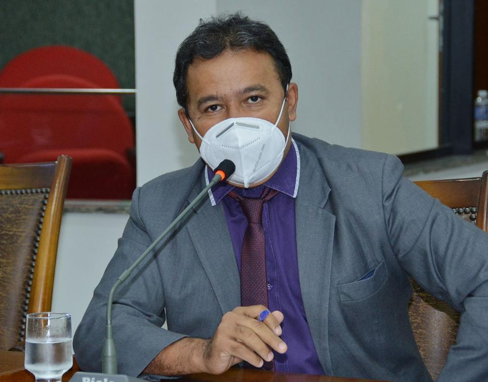 Elenil da Penha iniciou as discussões sobre o tema