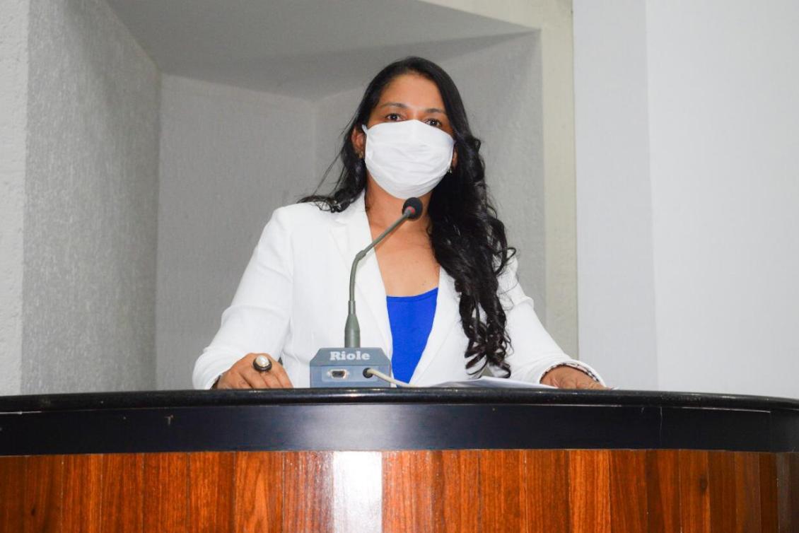 Para o combate da Covid-19 no Tocantins, Vanda Monteiro destinou mais de R$ 2,5  milhões.