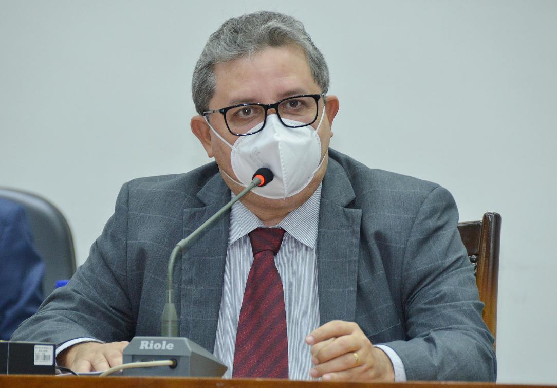 Proposta foi defendida por Jair Farias