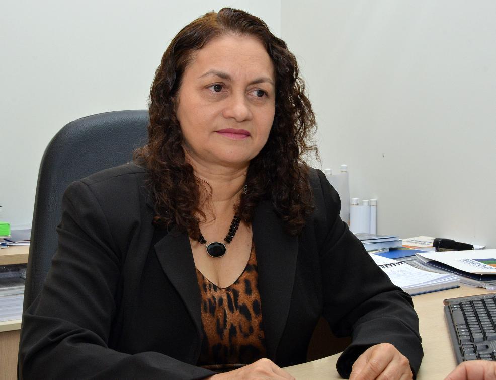 Diretora da Escola destaca capacidade técnica de servidores
