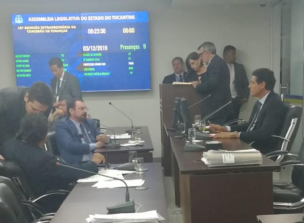 Issam Saado defende posse dos aprovados no concurso da Defesa Social