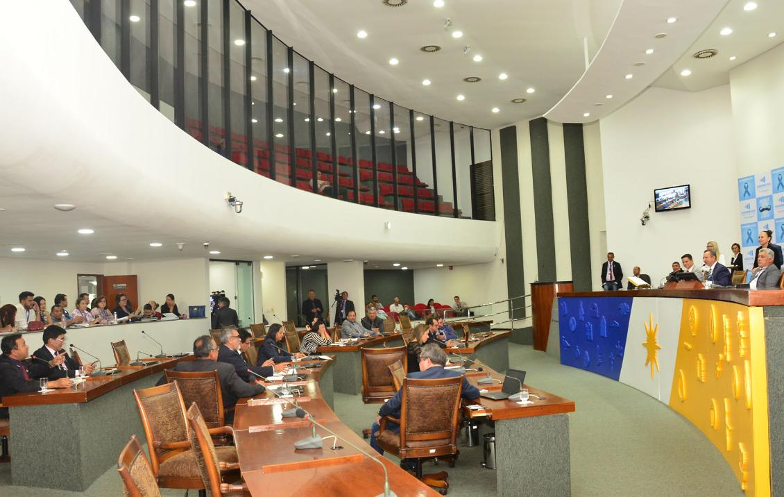 Também foi solicitada a construção de Escola Estadual no Setor Santa Bárbara, em Palmas