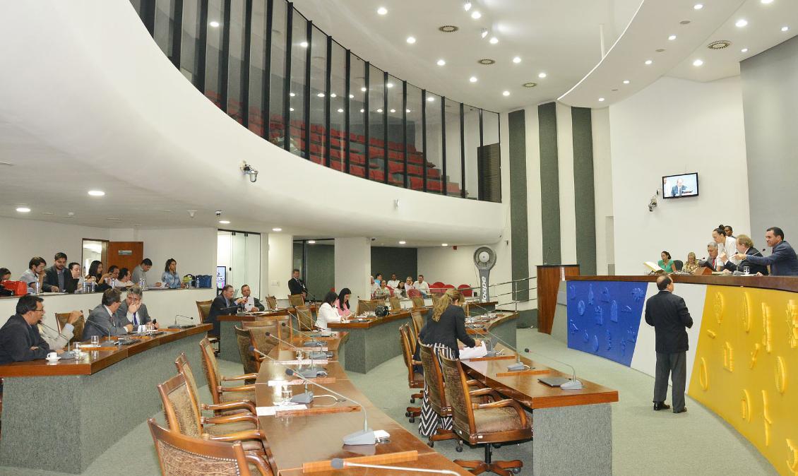 A MP foi aprovada na sessão desta terça-feira