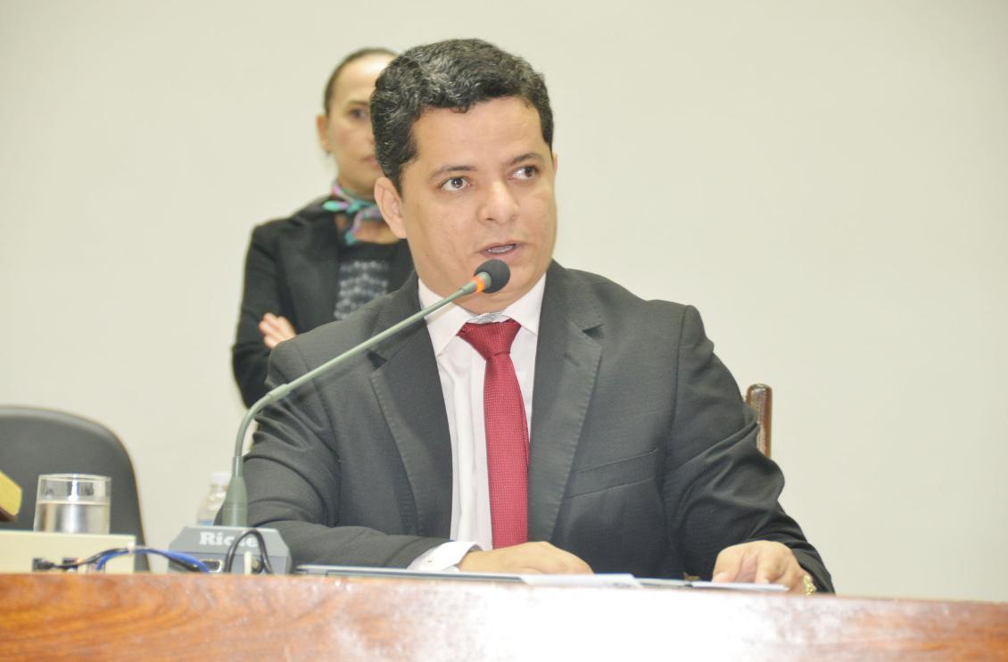 Jorge Frederico é autor das propostas