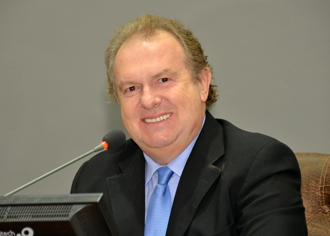 Presidente da Assembleia, Mauro Carlesse