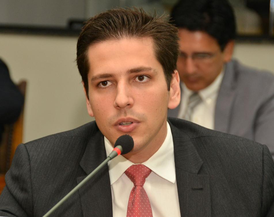 Olyntho Neto é o autor da proposta