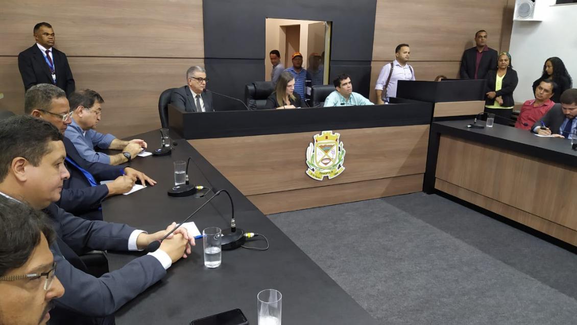 Proposta foi apresentada em audiência pública