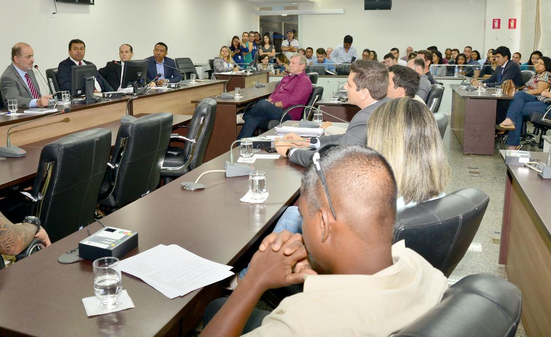 Discussões aconteceram em audiência pública