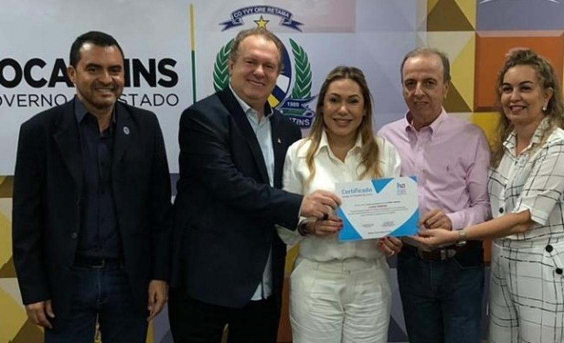Luana Ribeiro destinou emenda no valor de R$ 300 mil à construção do hospital.