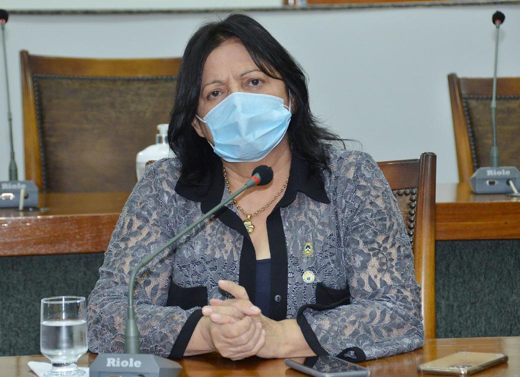 Deputada Estadual Valderez Castelo Branco