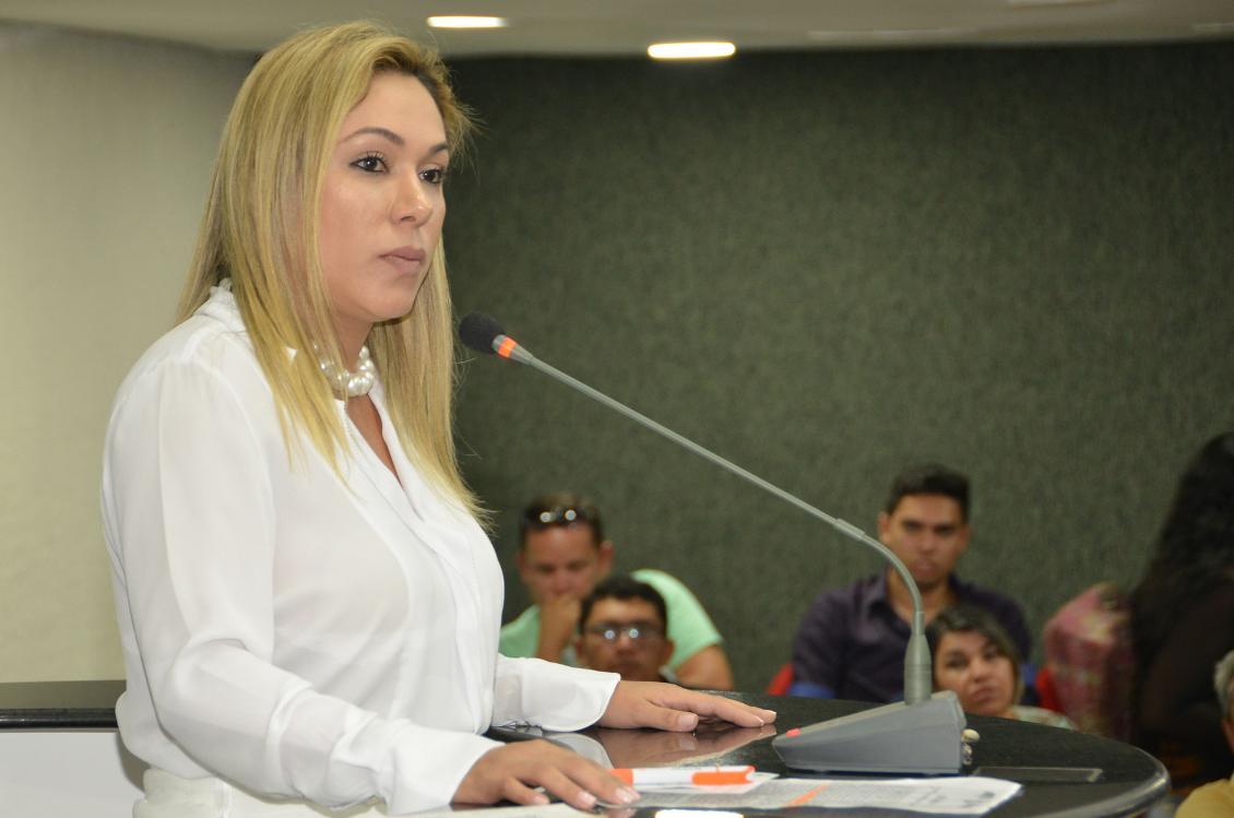 Deputada Luana Ribeiro é autora da proposta
