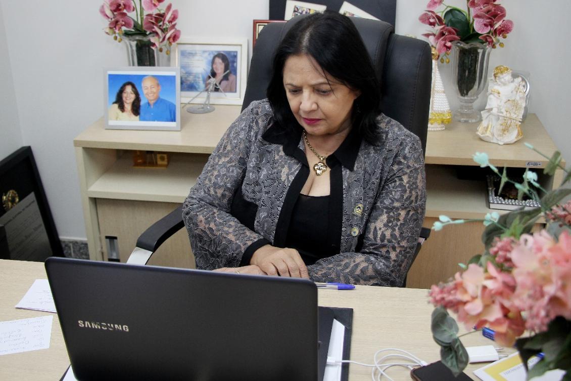 Deputada Estadual Valderez Castelo Branco apoia melhoria do sistema prisional