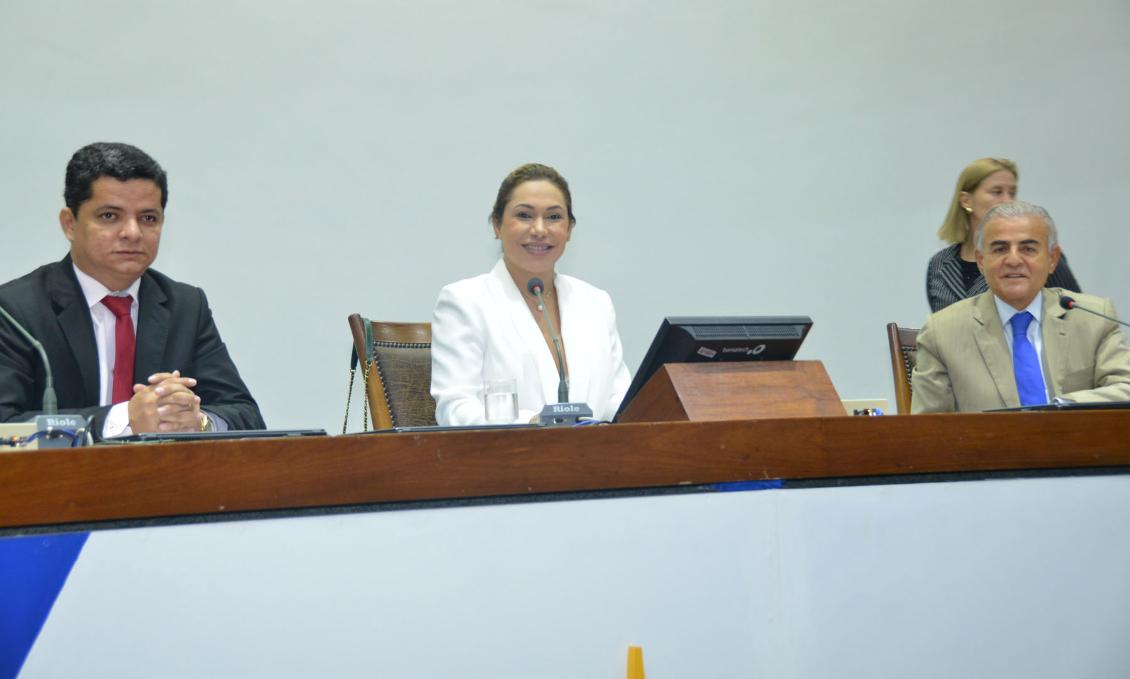 Mesa Diretora encaminhou a matéria às comissões