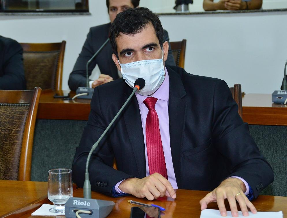 Para Ricardo a criação da Lotins ira gerar empregos e recursos para investimentos no Tocantins
