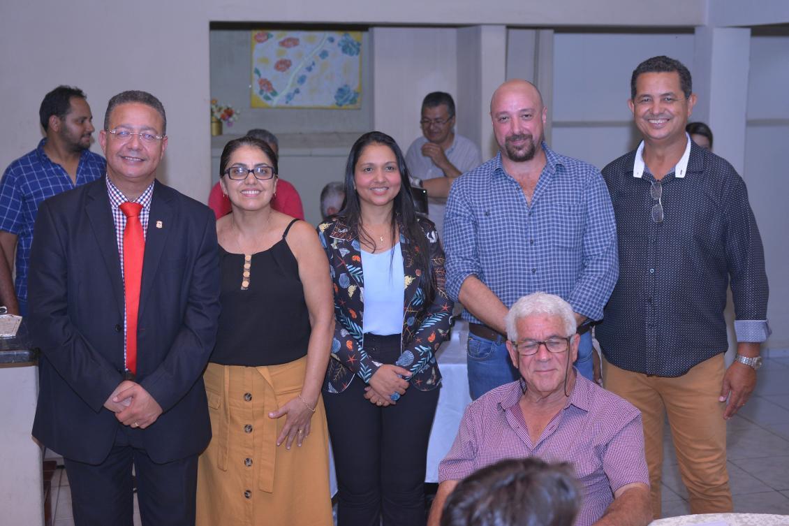Na oportunidade foram discutidas ações para viabilizar a instalação de empresas no município.
