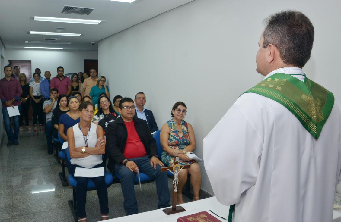 Anúncio foi feito durante a missa desta terça-feira