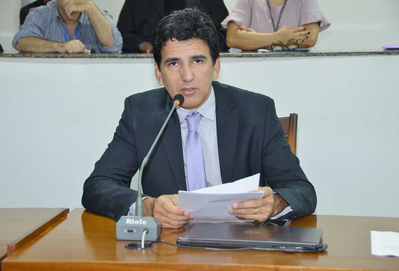 A sugestão do convite foi feita pelo deputado Júnior Geo (PROS)