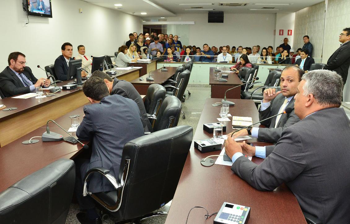Matéria passou pela Comissão de Finanças nesta manhã