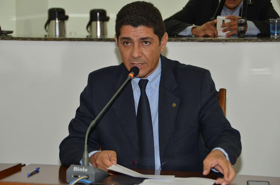 O requerimento do deputado Valdemar Junior foi aprovado em regime de urgência