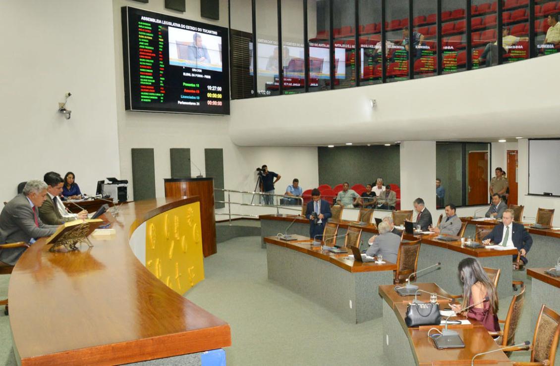 Marcelo Miranda propõe a realocação interna de R$ 7.761.739,00 na Defensoria Pública do Estado