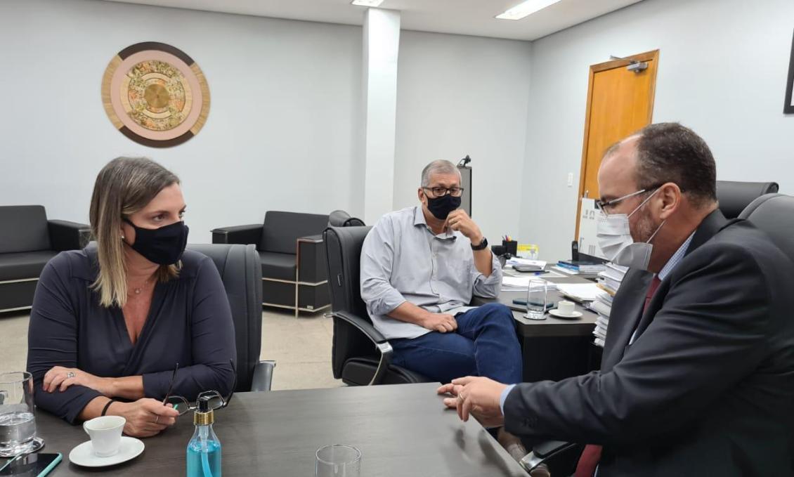 Reunião na Sefaz