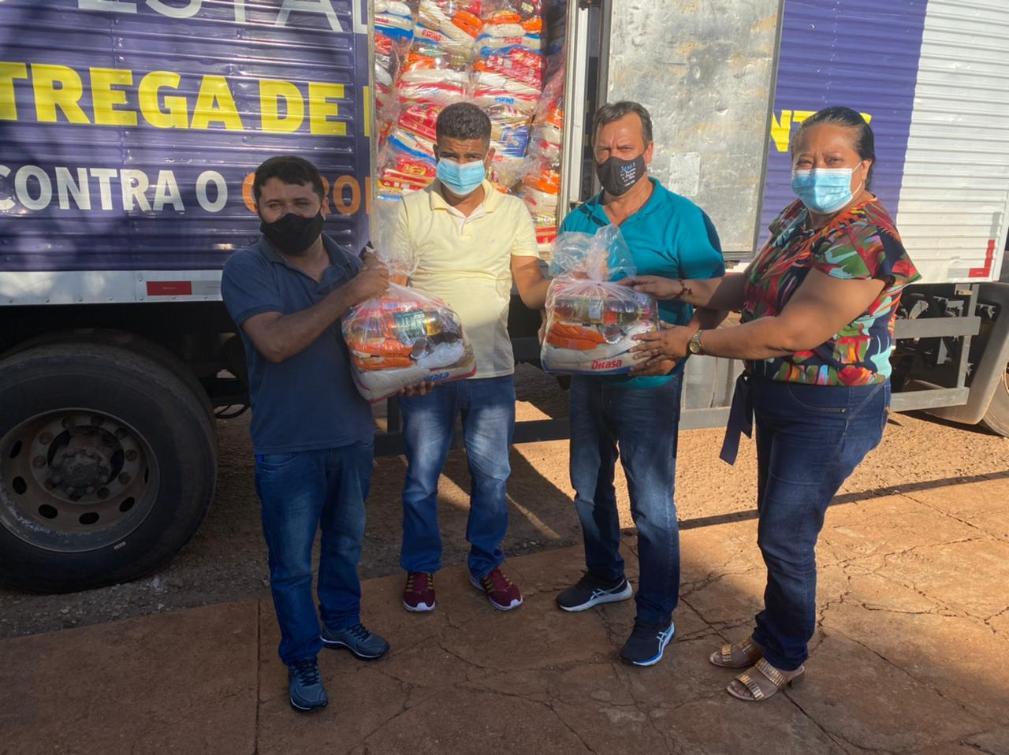 A iniciativa tem objetivo de prestar assistência às famílias tocantinenses durante a pandemia