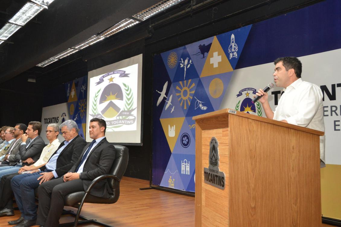 Ricardo fala sobre regularização fundiária em audiência pública