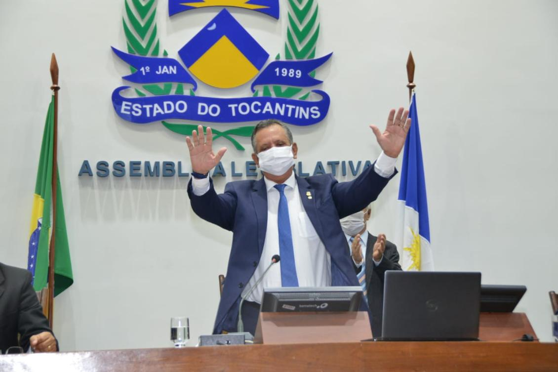 Andrade ficará no cargo até 31 de janeiro de 2023