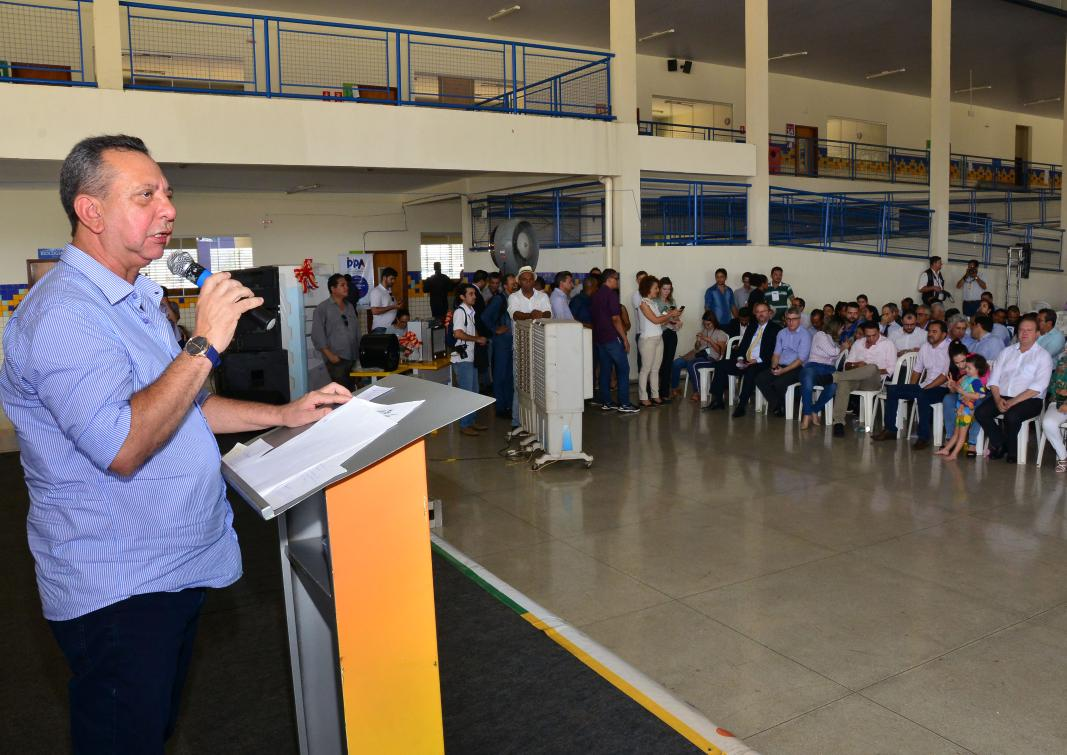 Presidente participou de encontro do PPA em Palmas