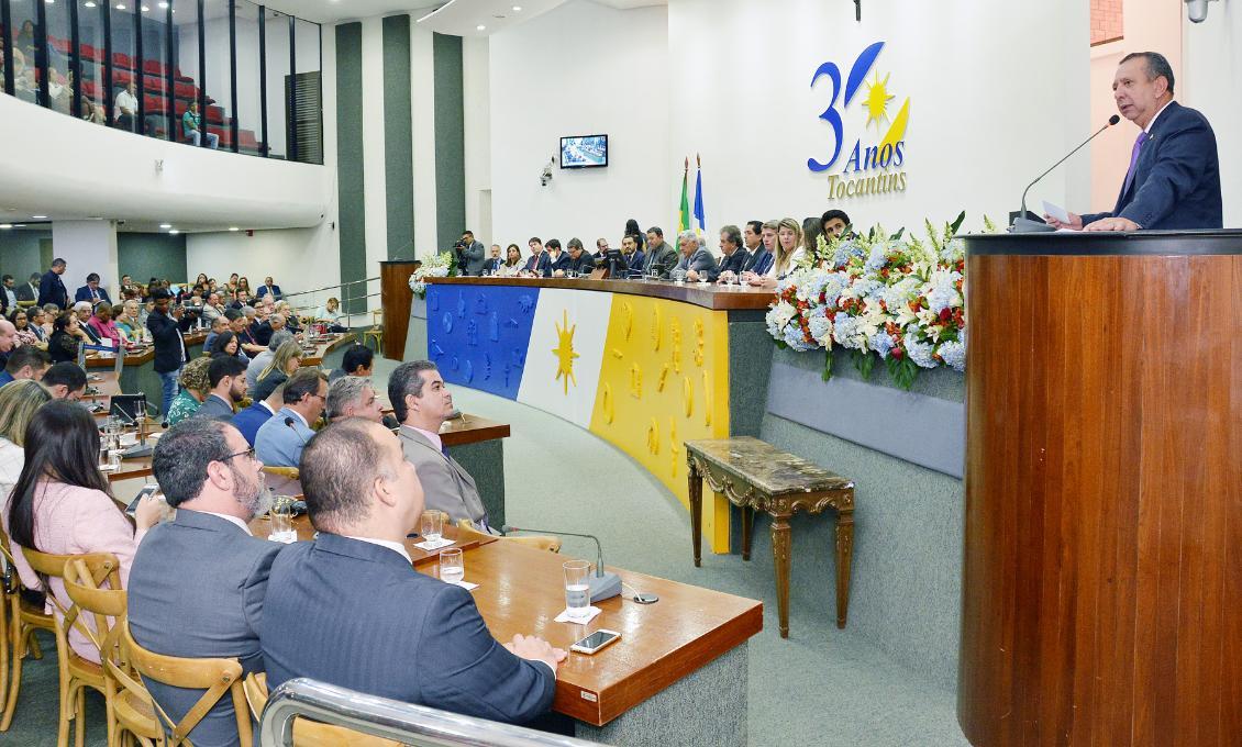 Declaração foi dada em sessão solene em homenagem à Ordem
