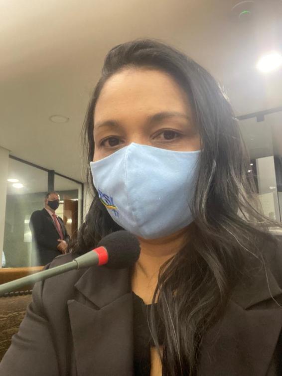 Vanda Monteiro defendeu a aprovação do projeto ao citar que a região Norte do país é endêmica.