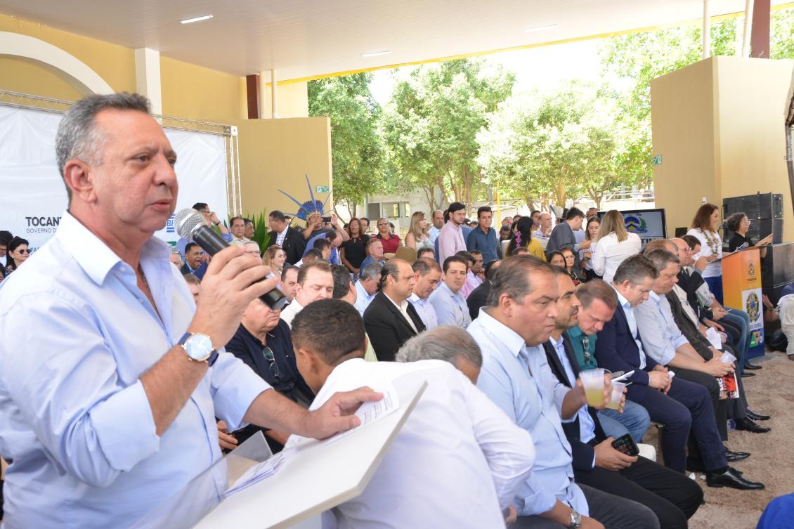 Antonio Andrade defendeu a implantação da Transbananal