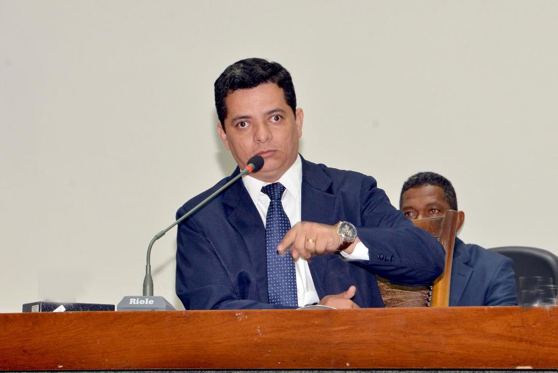 Jorge Frederico quer reforço da PM no Norte do Estado