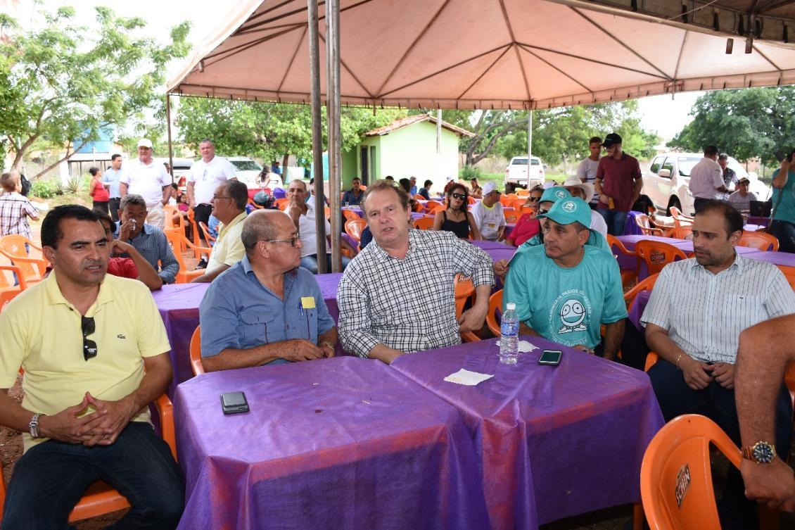 Evento foi realizado em Araguatins