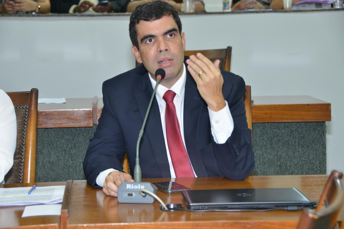 Ayres defende a importância da inserção dos jogos no calendário oficial do Estado