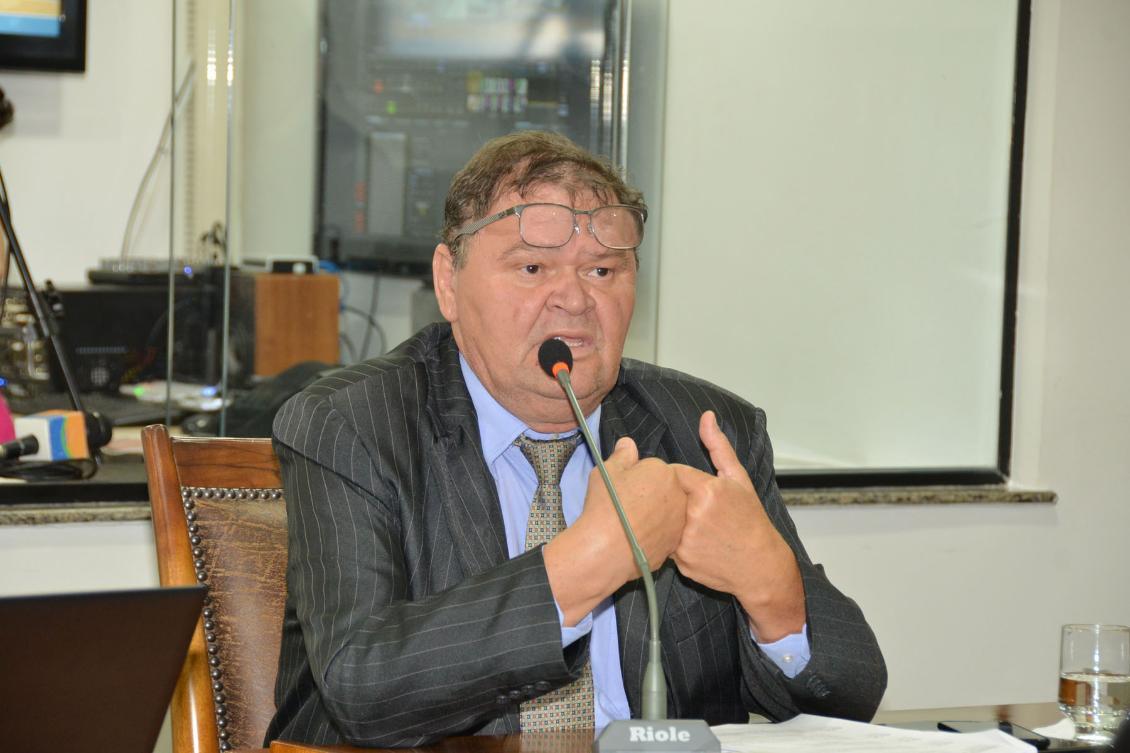Segundo Bonifácio, o objetivo é adequar a legislação local à Constituição Federal