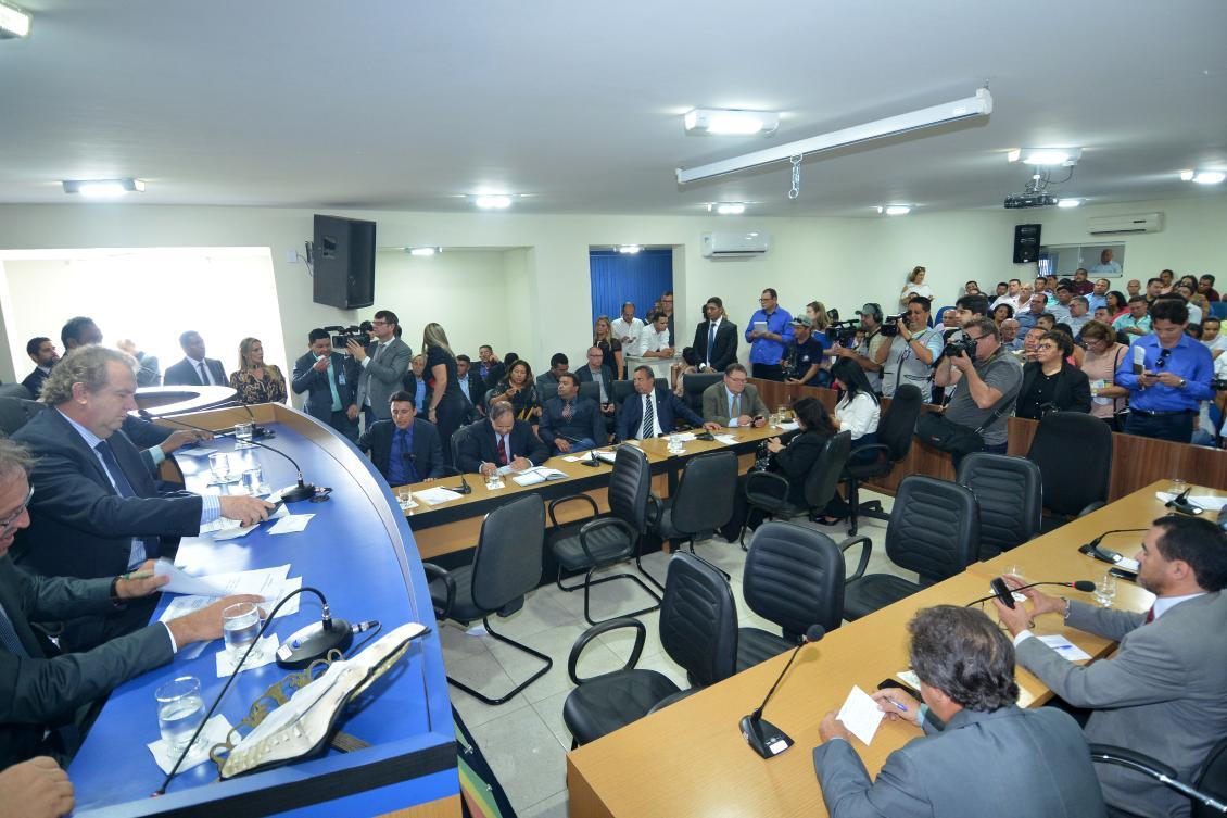 Sessão especial acontece anualmente em Miracema