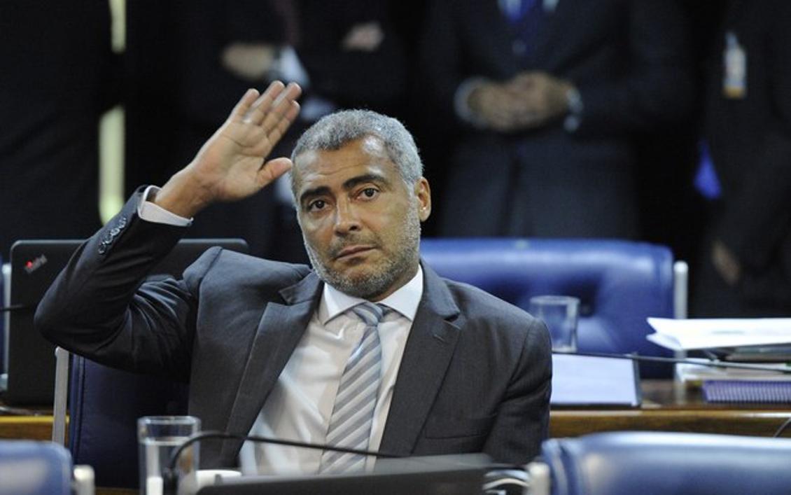 Evento será coordenador pelo senador Romário