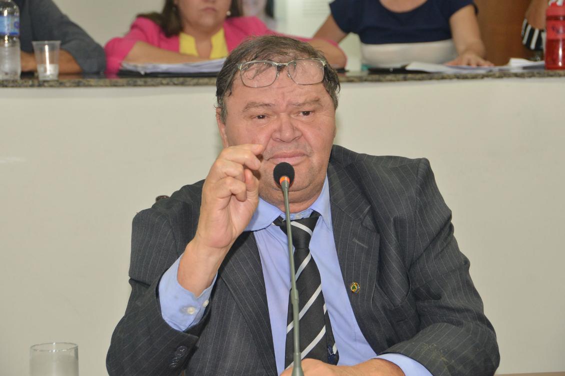 Bonifácio é o presidente da Comissão