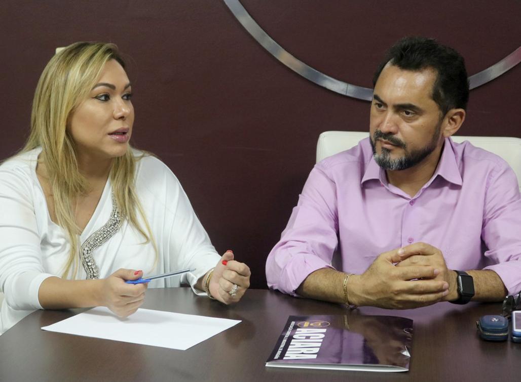 Reunião aconteceu na sede da entidade, em Araguaína