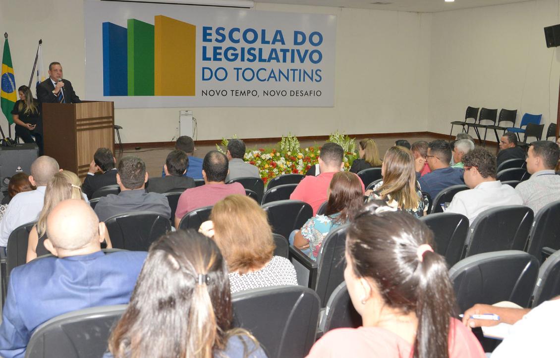 Presidente da Casa participou do evento