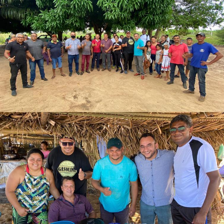 Deputado colocou-se à disposição da comunidade de Xambioá e Araguanã