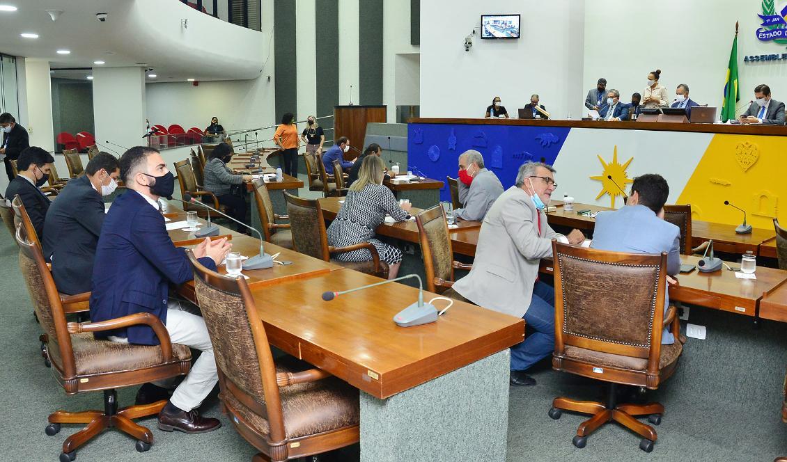 Parlamentares reforçam respaldo ao setor de eventos