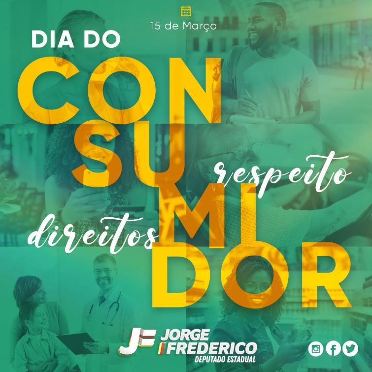 Jorge Frederico lembra que a criação dessas leis facilitam a vida do consumidor.