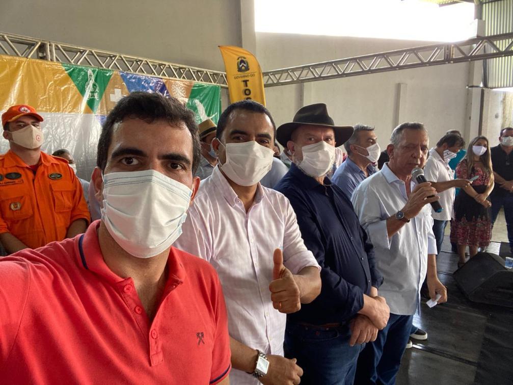 Ricardo destinou destinando 500 mil em emenda parlamentar para estruturação do curso de medicina