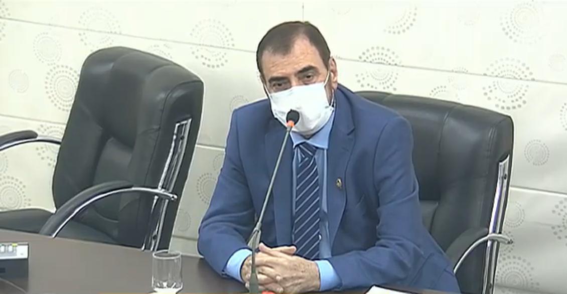 Deputado Issam Saado apresenta Projeto de Lei incentivando doação de plasma sanguíneo.
